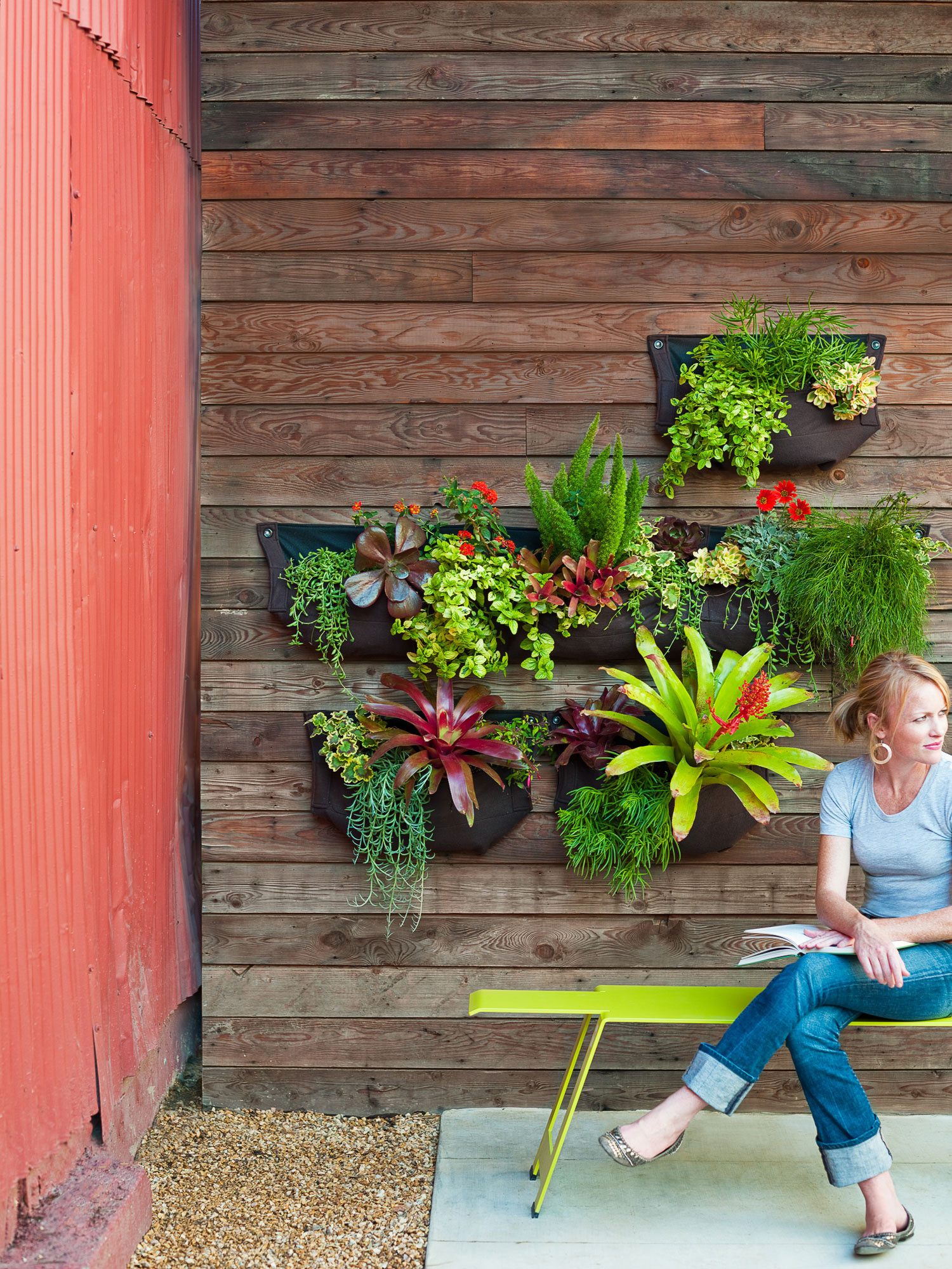 DIY Projects Outdoor  Sunset Magazine s Favorite DIY Garden Projects Sunset