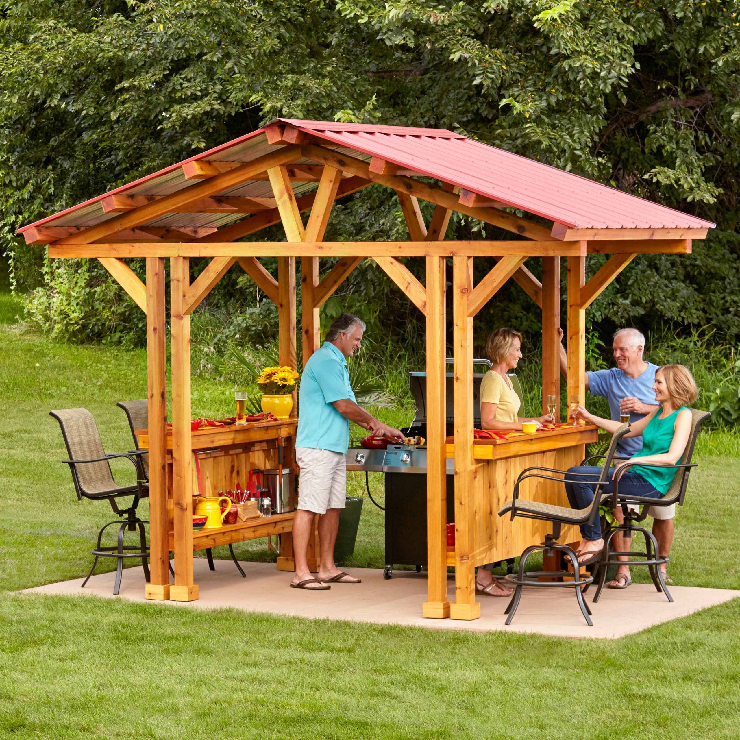 DIY Projects Outdoor  DIY Outdoor Projects that Add Value to Your Home