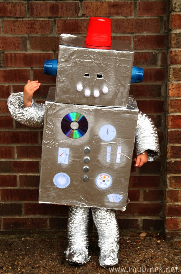 DIY Robots For Kids  toy Archives Really Awesome Costumes