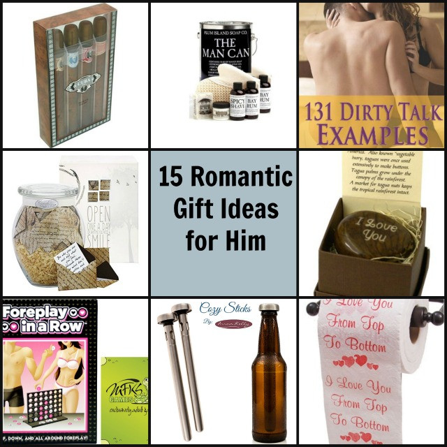 DIY Romantic Gifts  15 Unique Romantic Gift Ideas for Him