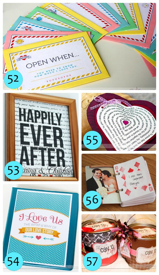 DIY Romantic Gifts  101 DIY Christmas Gifts for Him The Dating Divas