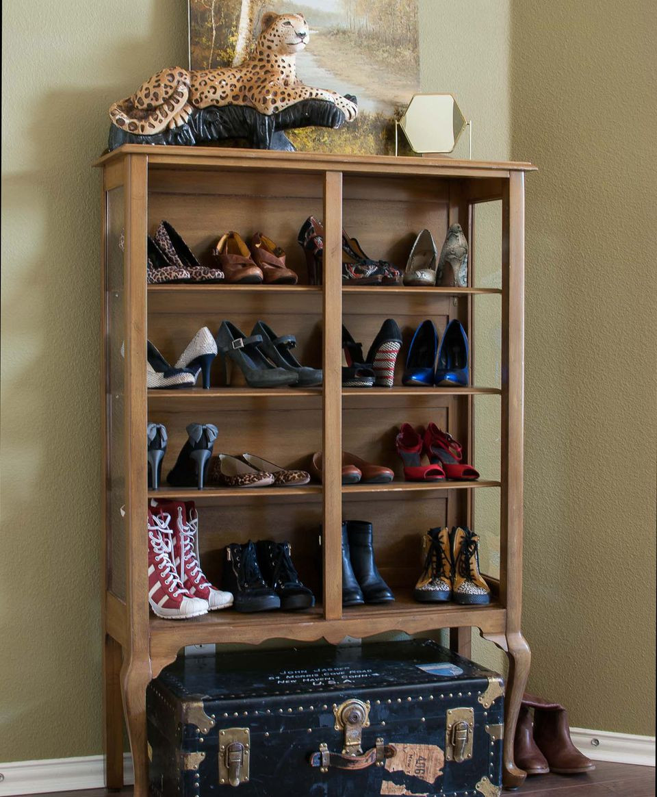 DIY Shoe Organizer Ideas  The Best DIY Shoe Storage Ideas