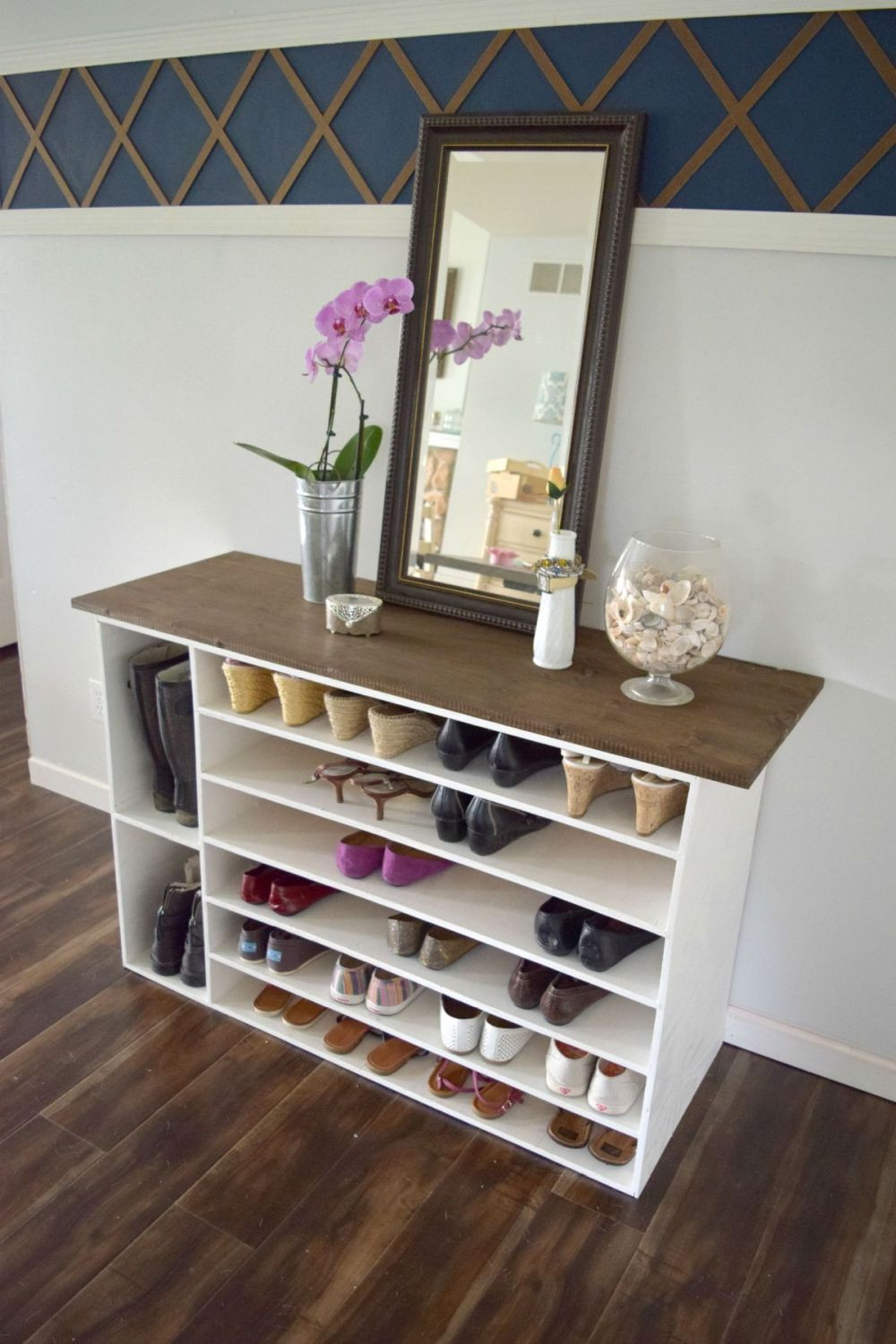 DIY Shoe Organizer Ideas  10 DIY Shoe Rack Ideas For The Perfect Entryway Makeover