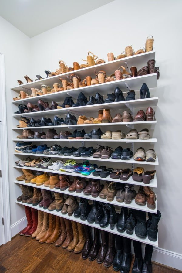 DIY Shoe Organizer Ideas  62 Easy DIY Shoe Rack Storage Ideas You Can Build on a Bud