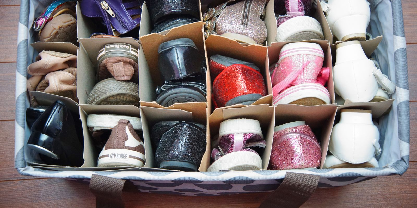 DIY Shoe Organizer Ideas  Shoe Organizing Ideas DIY Shoe Storage