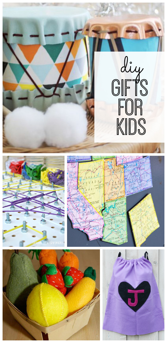 DIY Stuff For Kids  DIY Gifts for Kids My Life and Kids