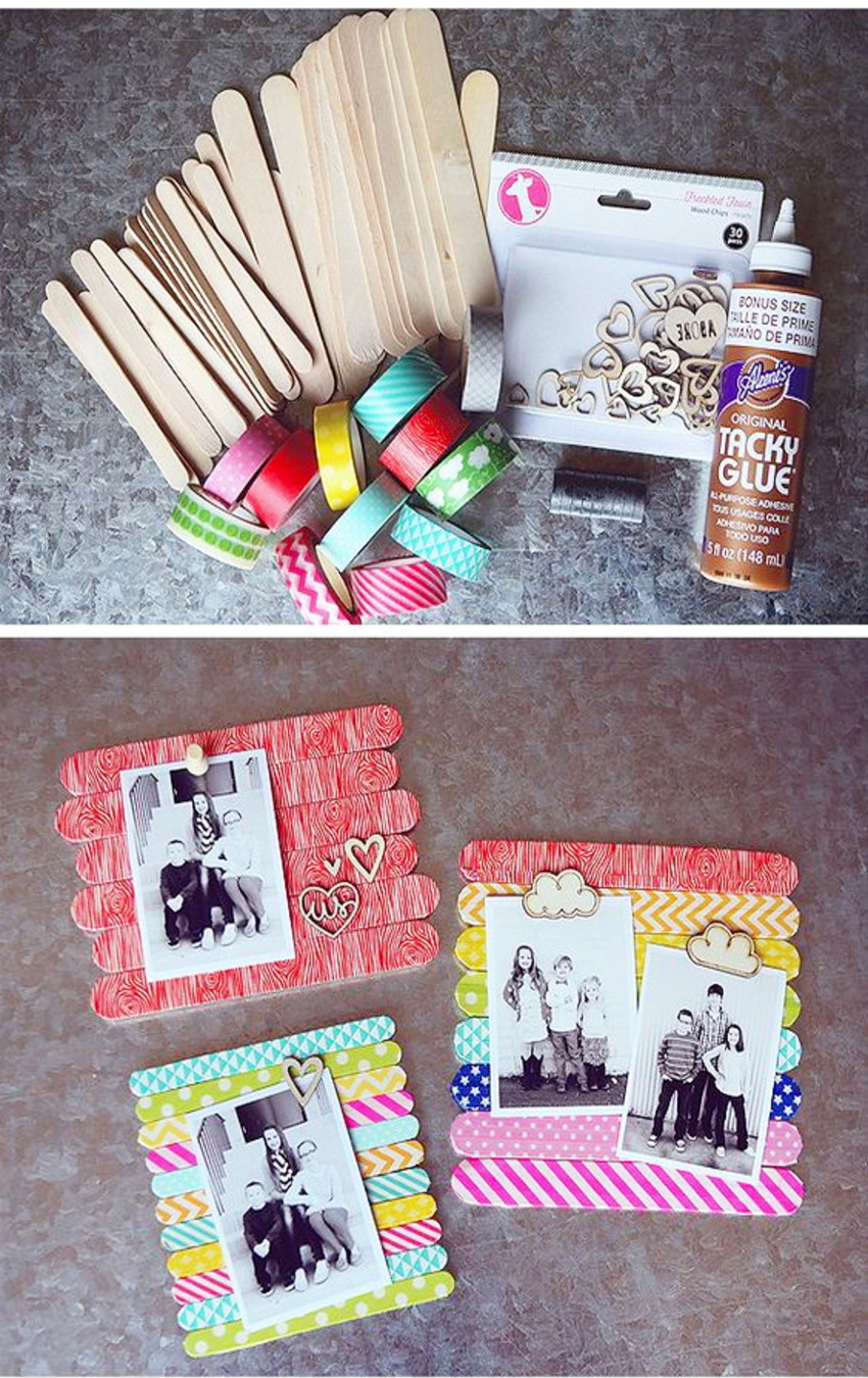 DIY Stuff For Kids  Easy DIY Gifts For Mom From Kids Easy DIY Ideas from