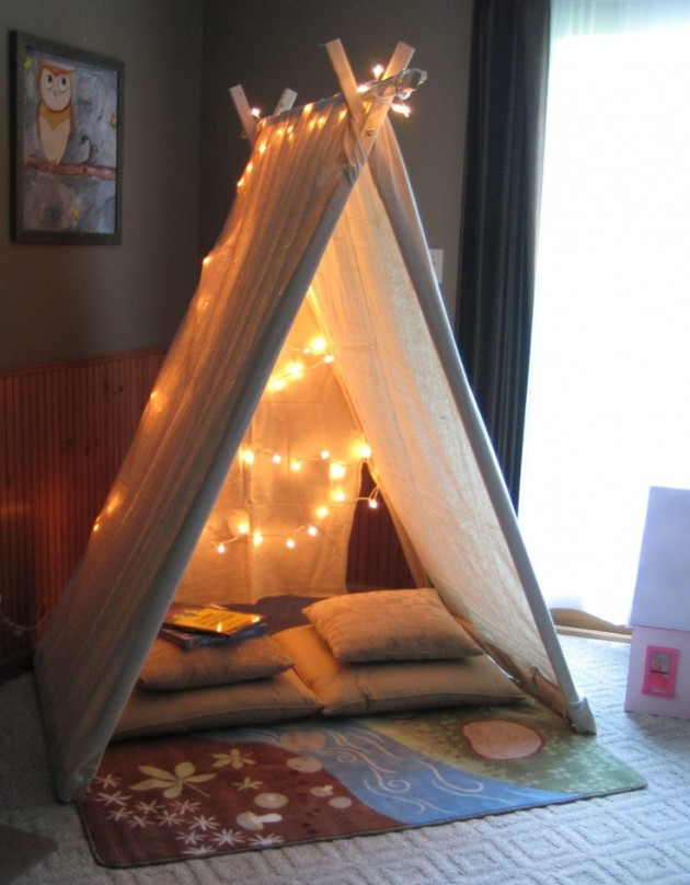 DIY Tent For Kids  35 Playful and Fun DIY Tents for Kids