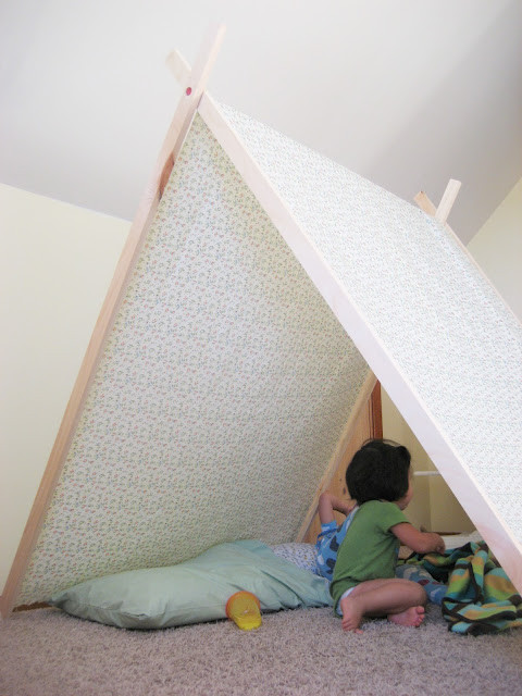 DIY Tent For Kids  9 e A Kind Children Bedroom Ideas To Unleash The
