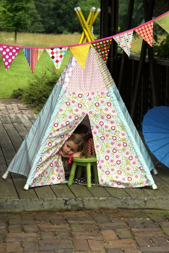 DIY Tent For Kids  39 Swift and Insanely Fun DIY Tent for Kids Homesthetics