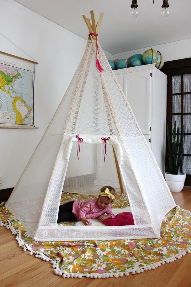 DIY Tent For Kids  39 Swift and Insanely Fun DIY Tent for Kids