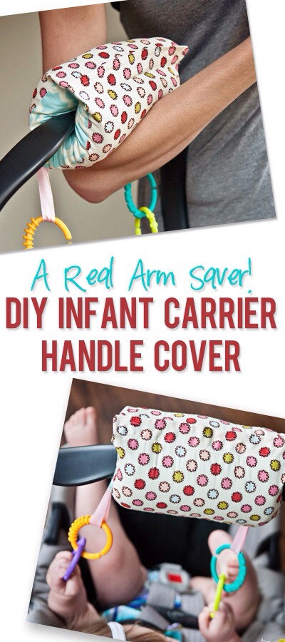 DIY Toddler Carrier  Diy Baby Carrier Handle Cover Musely