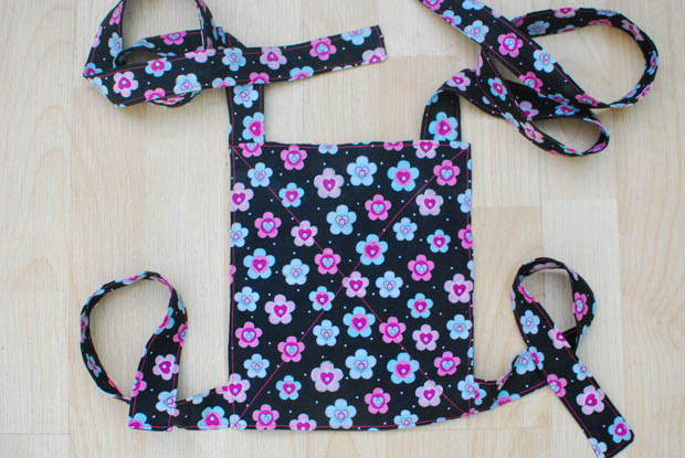 DIY Toddler Carrier  Sew a simple DIY baby doll carrier