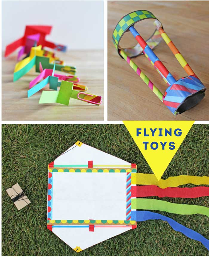 DIY Toys For Kids  40 The Best DIY Toys To Make With Kids Babble Dabble Do