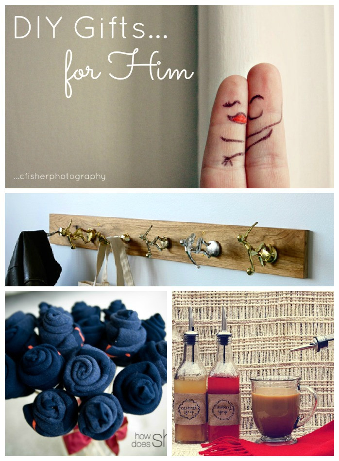 DIY Valentine Gift Ideas For Him  DIY Valentine s Day Gifts for Him Made To Travel