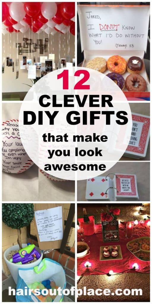 DIY Valentine Gift Ideas For Him  12 Cute Valentines Day Gifts for Him