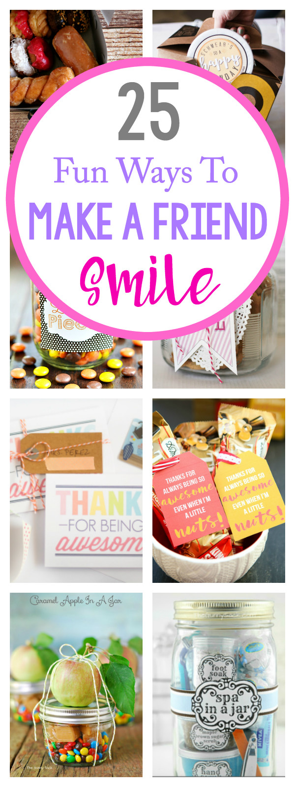DIY Valentine'S Gifts For Friends  Cute Gifts for Friends for Any Occasion – Fun Squared