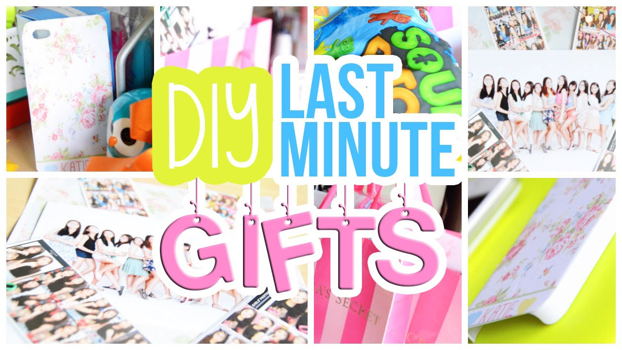 DIY Valentine'S Gifts For Friends  Quick Easy & Cheap DIY Last Minute Gifts For Friends Etc