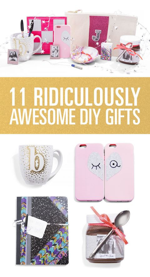 DIY Valentine'S Gifts For Friends  11 Best DIY Christmas Gifts For Friends Homemade Gift