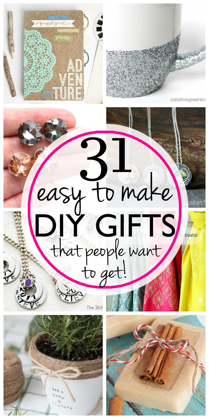 DIY Valentine'S Gifts For Friends  31 Easy & Inexpensive DIY Gifts Your Friends and Family