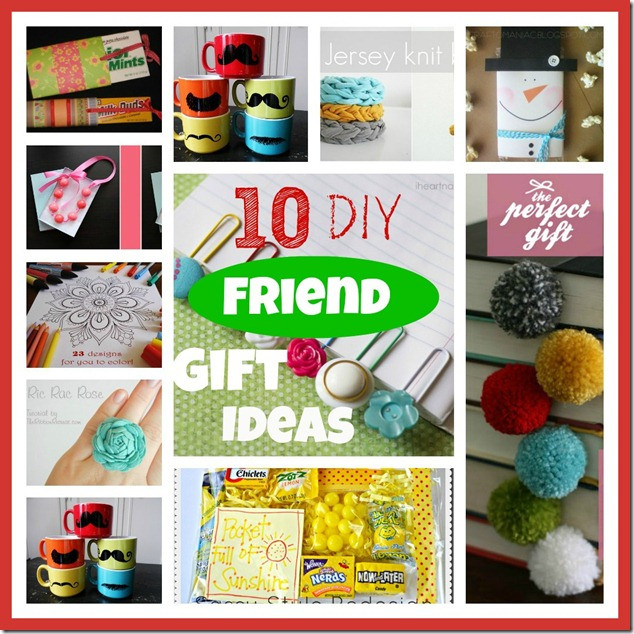 DIY Valentine'S Gifts For Friends  06 20 14