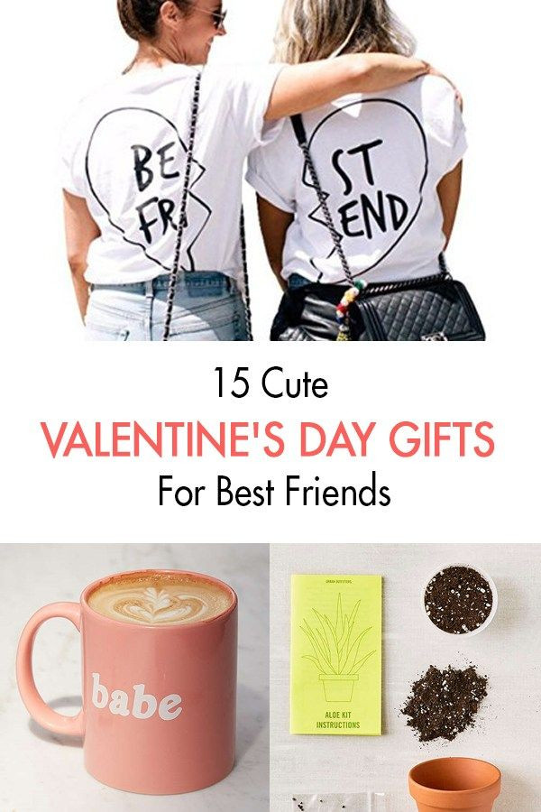 DIY Valentine'S Gifts For Friends  15 Cute Valentine s Day Gifts For Best Friends