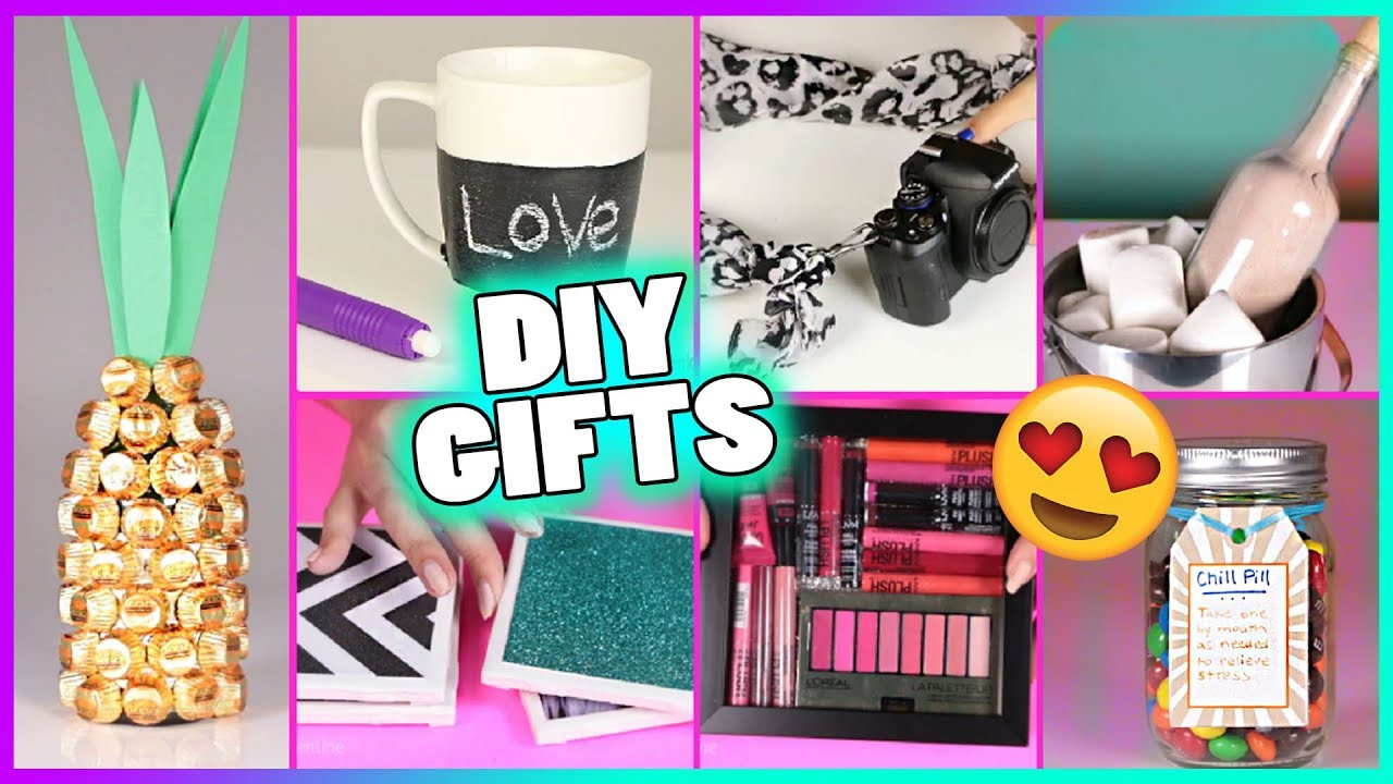 DIY Valentine'S Gifts For Friends  15 DIY Gift Ideas DIY Gifts & DIY Christmas Gifts