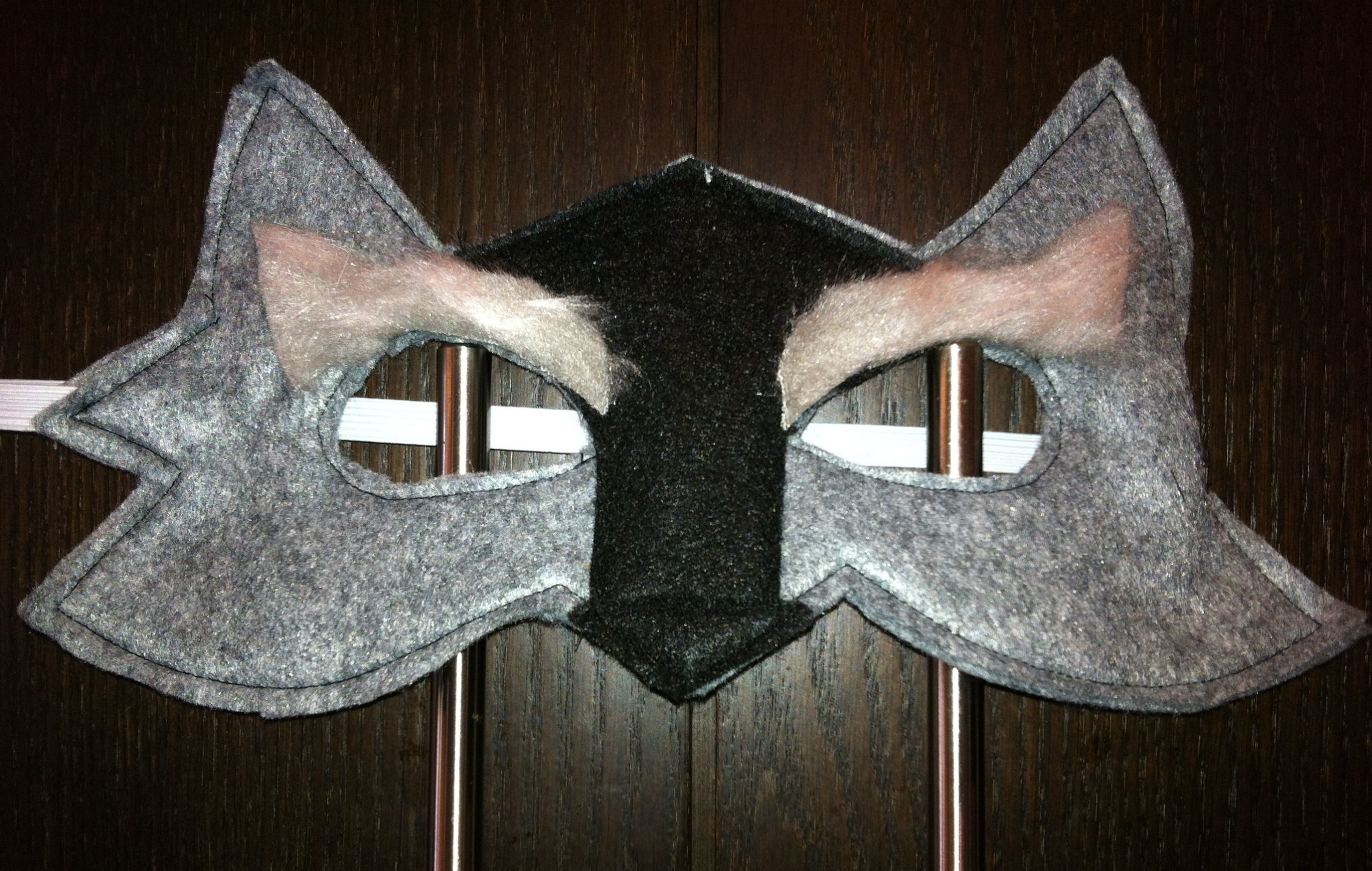 DIY Wolf Mask  Howl at The Moon Easy & Inexpensive DIY Wolf Mask and
