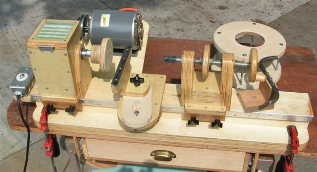 DIY Wood Lathe  Tools WPBower Woodturner