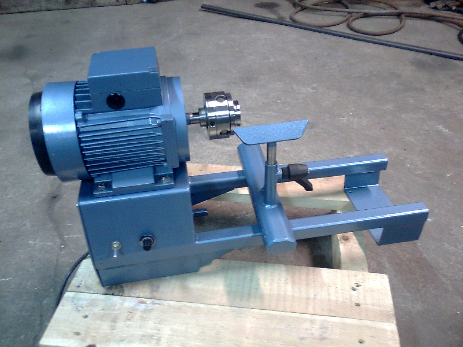 DIY Wood Lathe  Diy Wood Lathe Clublifeglobal