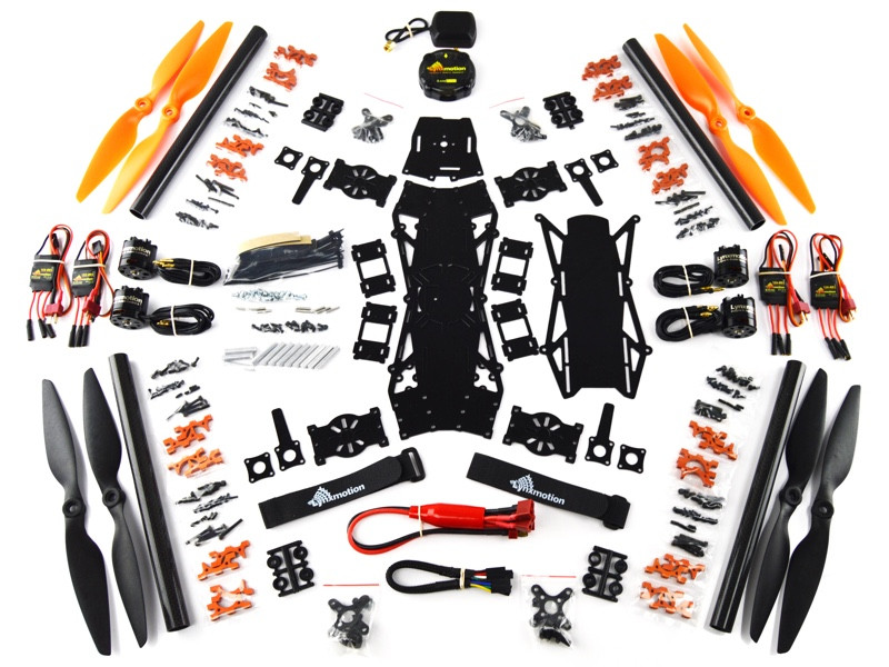 Drone DIY Kit  The Top 3 Best DIY Drone Kits For You – 2018