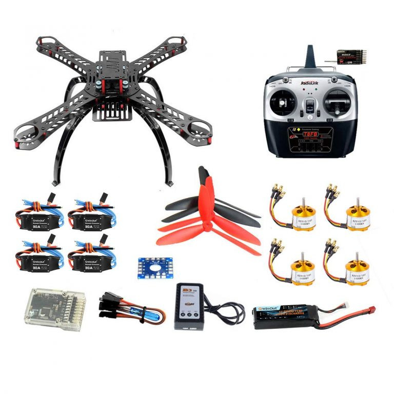 Drone DIY Kit  How to build a drone Best DIY Drone kits for your home