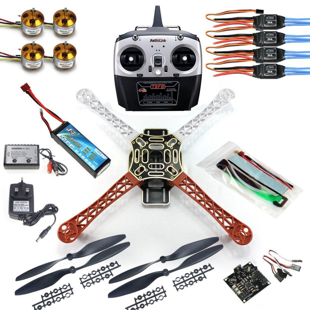 Drone DIY Kit  10 Best Drone Kits of 2019 Get More for Your Money