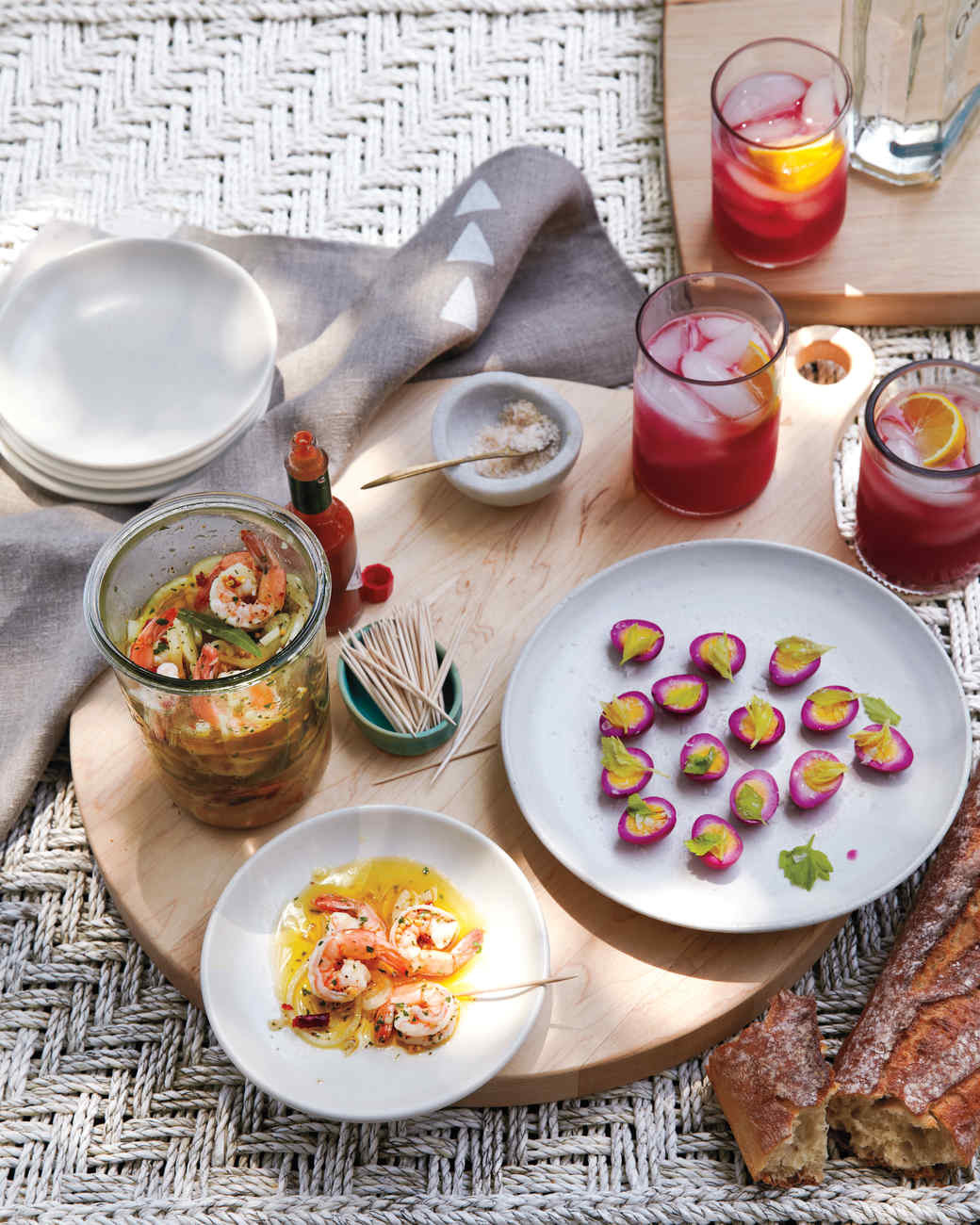Easter Appetizers Martha Stewart  Glorious and Gluten Free Appetizers
