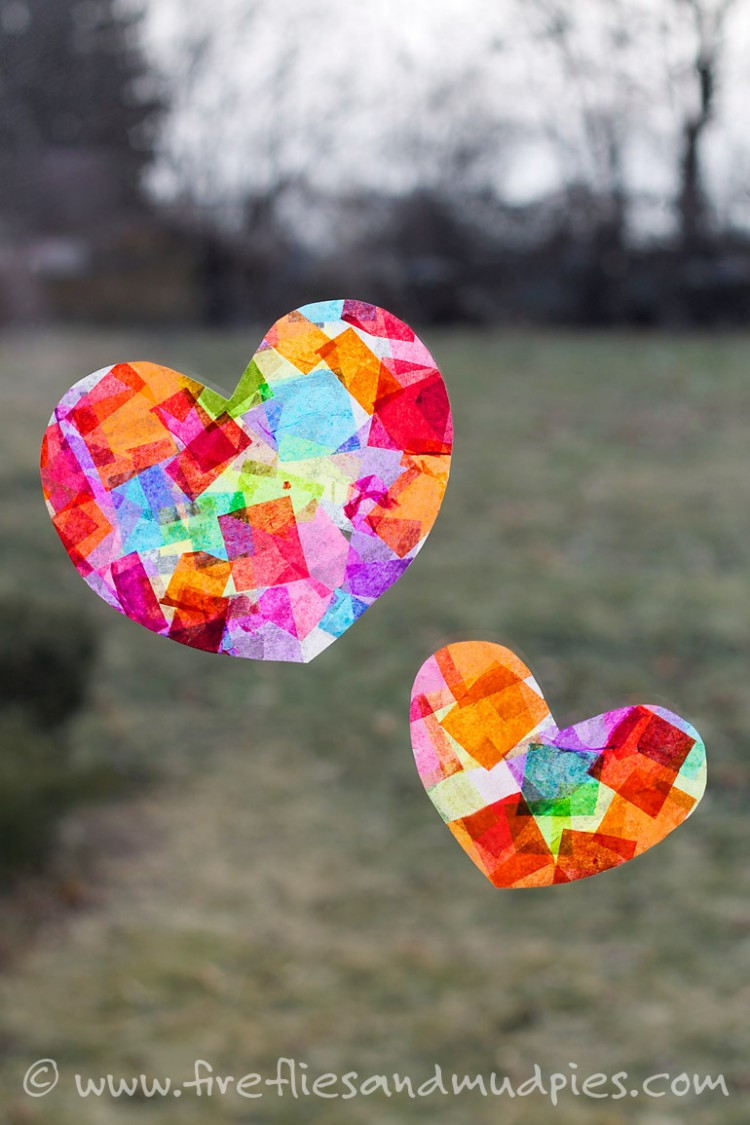 Easy Arts And Crafts For Toddlers  12 Easy DIY Valentine's Day Gifts For Kids Shelterness