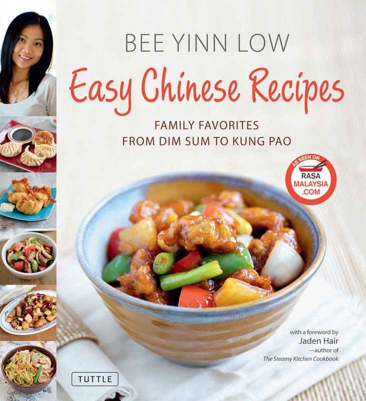 Easy Chinese Food Recipes  Foo Mommy Easy Chinese Recipes by Bee Yinn Low of Rasa