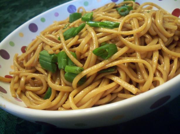Easy Chinese Food Recipes  Simple Chinese Noodles Recipe Food