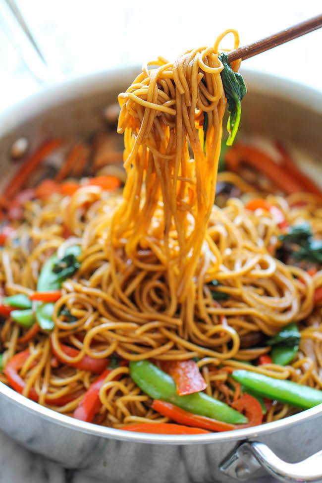 Easy Chinese Food Recipes  12 Delicious Asian Recipes That Beat Takeout Life by