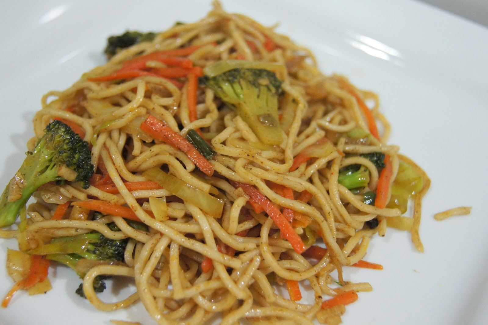 Easy Chinese Food Recipes  Simple Ve arian Recipes Chinese Five Spice Noodles