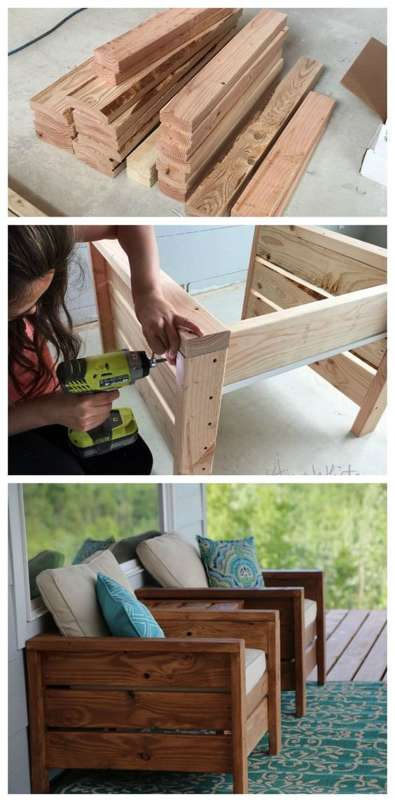 Easy DIY Wood Projects  30 Creative DIY Wood Project Ideas & Tutorials for Your Home