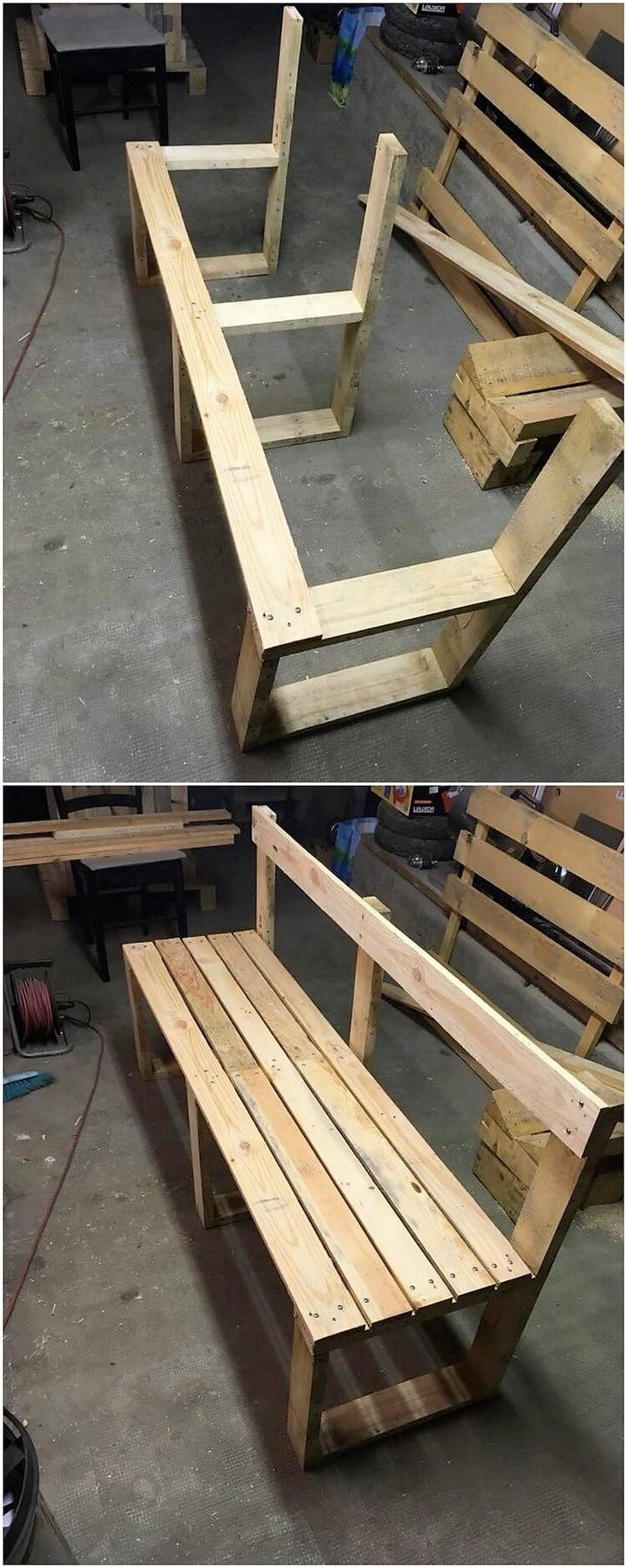 Easy DIY Wood Projects  Easy to Make and Inexpensive DIY Wood Pallet Projects