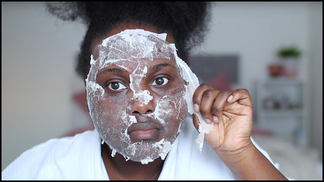 Egg White Peel Off Mask DIY  How To Get Gorgeous Skin With DIY Egg White Peel f Mask