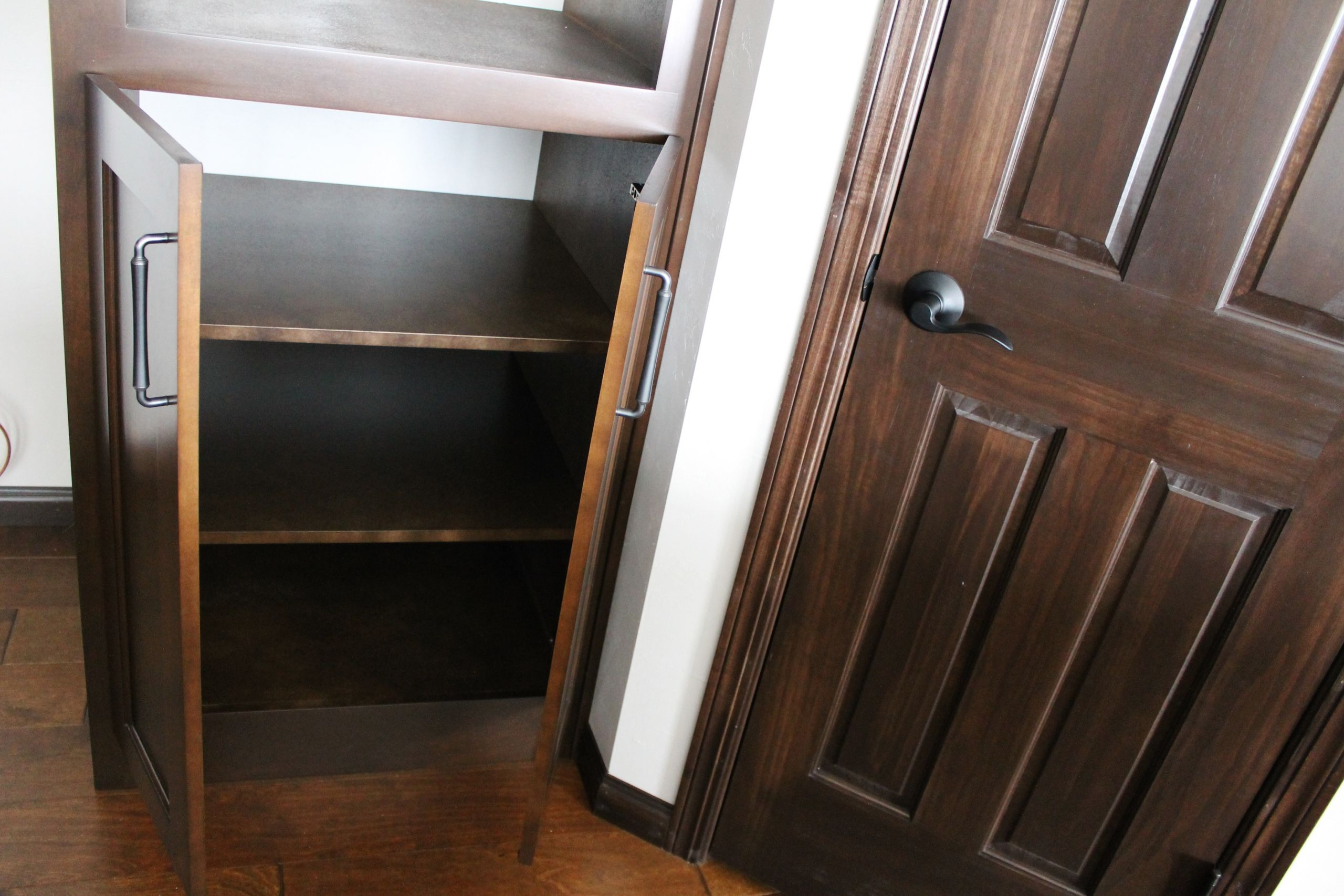 Extra Storage Cabinet For Kitchen  The Extra Kitchen Storage in this home May Surprise You
