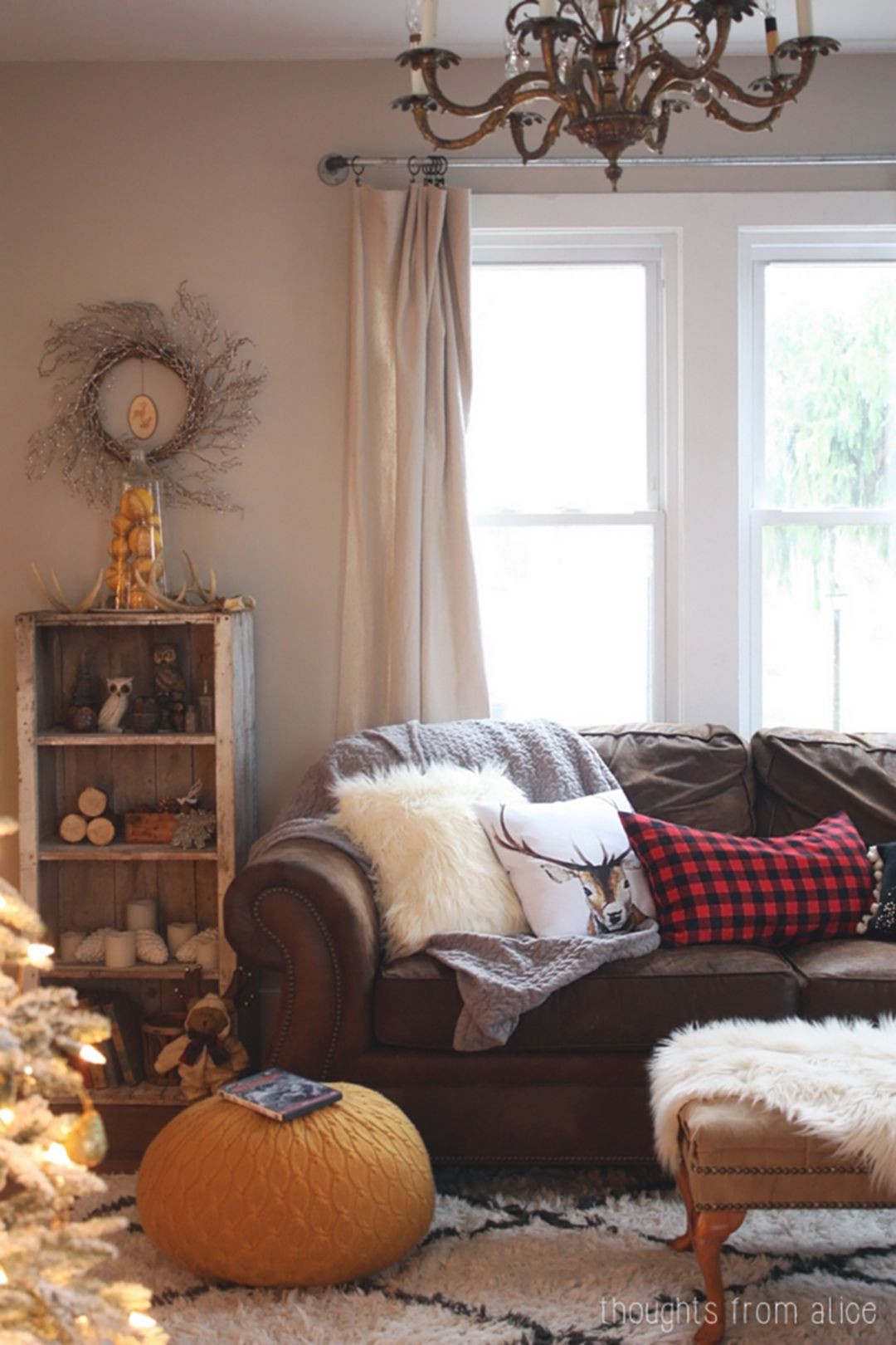 Fall Living Room Decorations  Best Living Room Fall Decorations Ideas 775 – GooDSGN