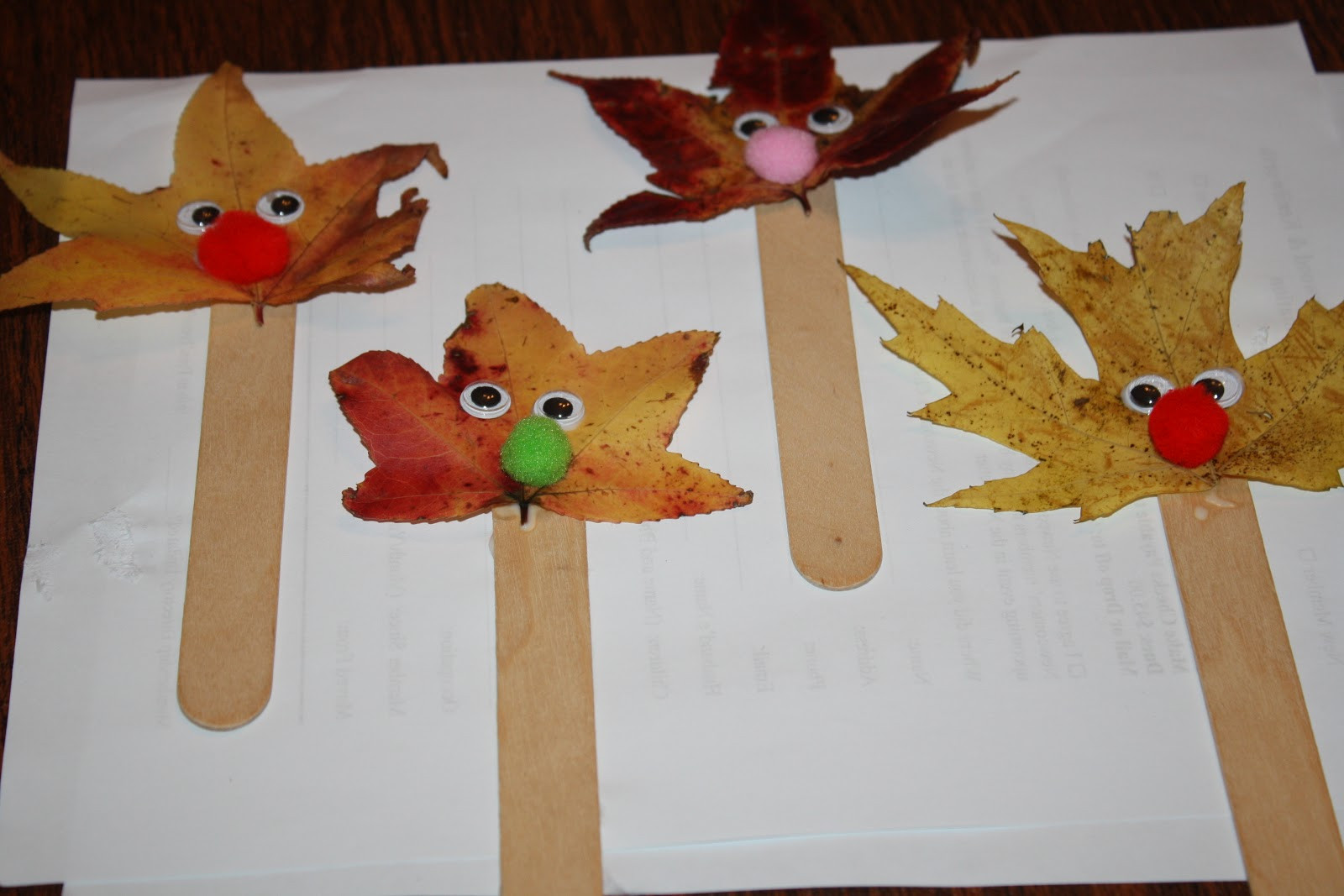 Fall Toddler Craft Ideas  Fun Fall Projects for Kids The Chirping Moms