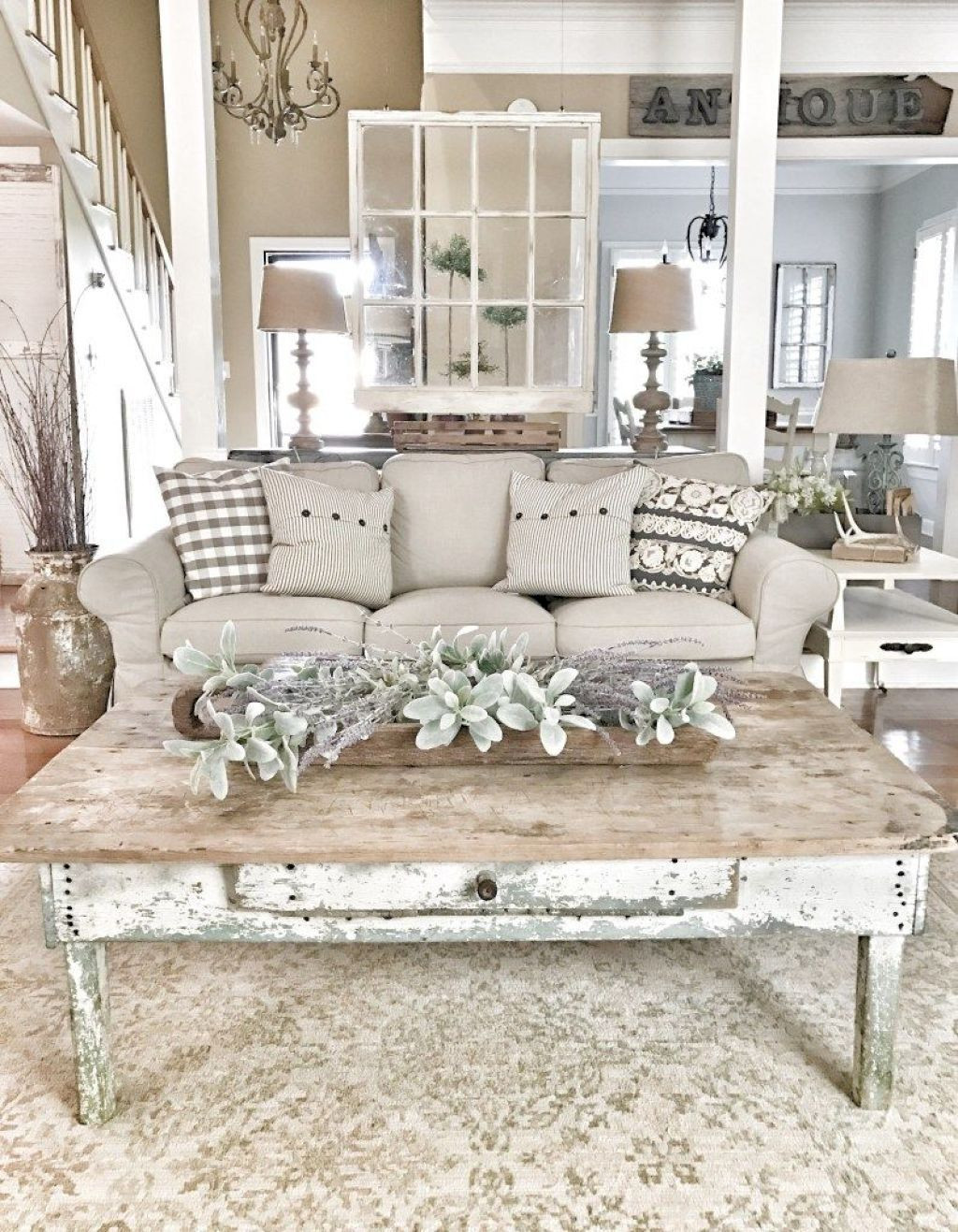 Farmhouse Living Room Decorating Ideas  These 20 Farmhouse Living room Decor and Design Ideas are
