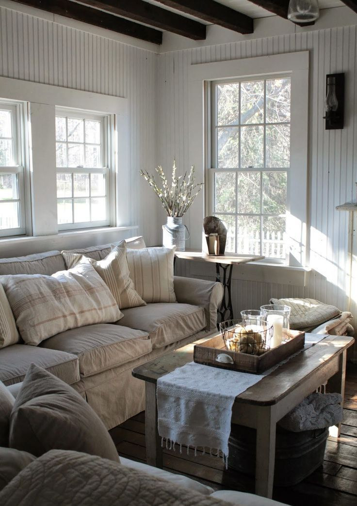 Farmhouse Living Room Decorating Ideas  27 fy Farmhouse Living Room Designs To Steal