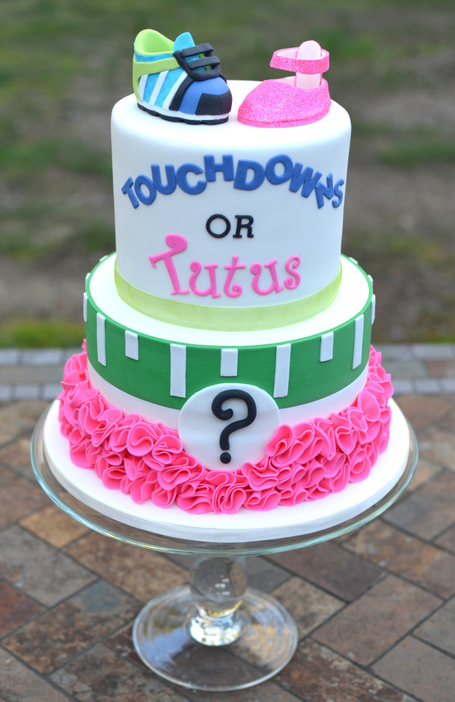 Football Themed Gender Reveal Party Ideas  Football Gender Reveal Party Ideas — InvitationCelebration