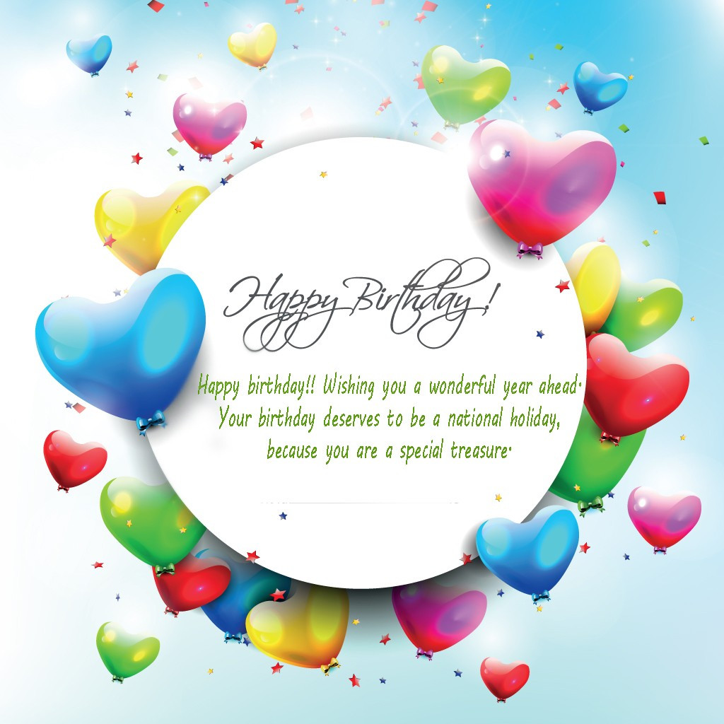 Free Download Birthday Wishes  35 Happy Birthday Cards Free To Download
