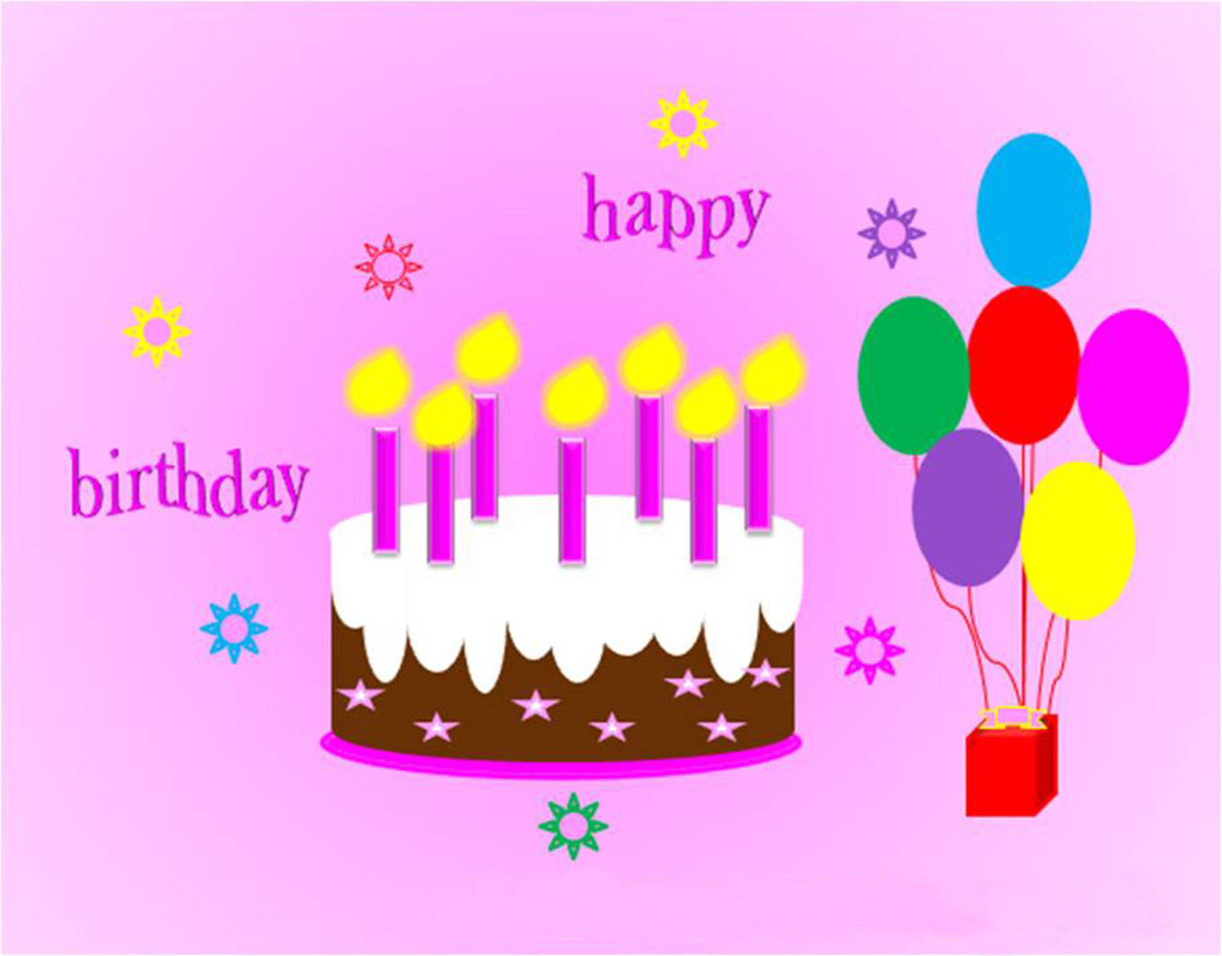 Free Download Birthday Wishes  35 Happy Birthday Cards Free To Download – The WoW Style